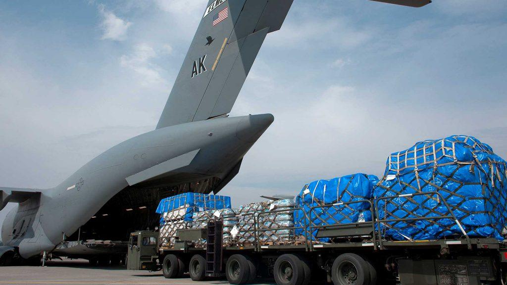 Humanitarian Aid Logistics